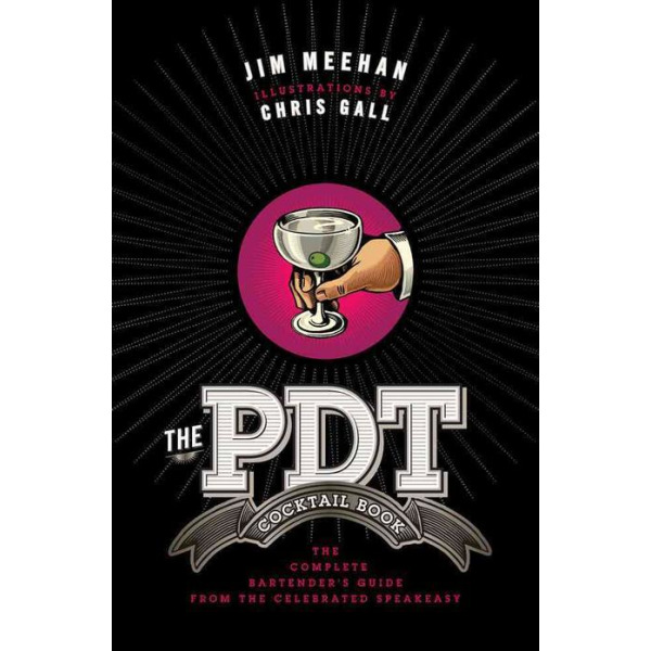The PDT Cocktail Book 상품이미지