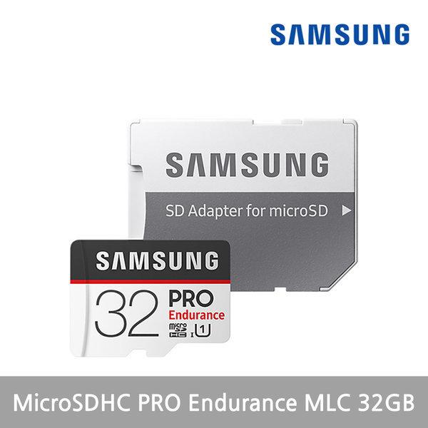 삼성 마이크로SD카드 PRO Endurance 32GB 블랙박스 MLC 상품이미지
