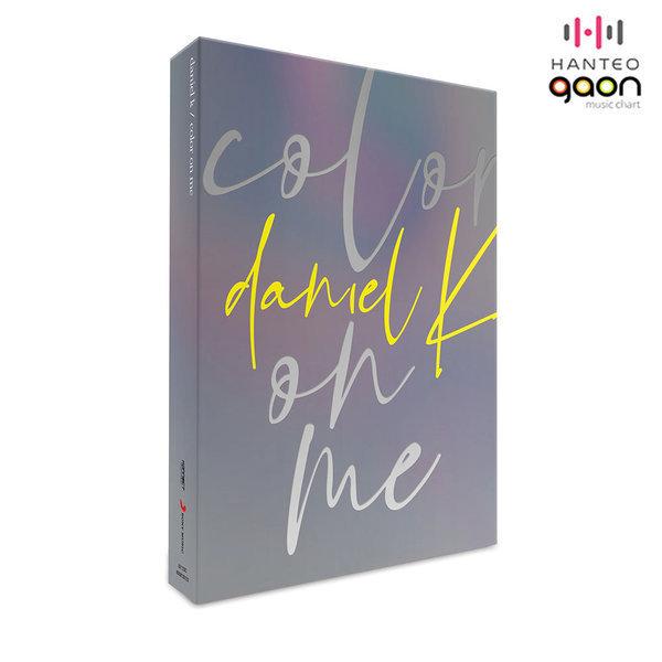 강다니엘(KANG DANIEL) - 미니 1집 color on me (포토카드 5종 중 1종 랜덤) 상품이미지