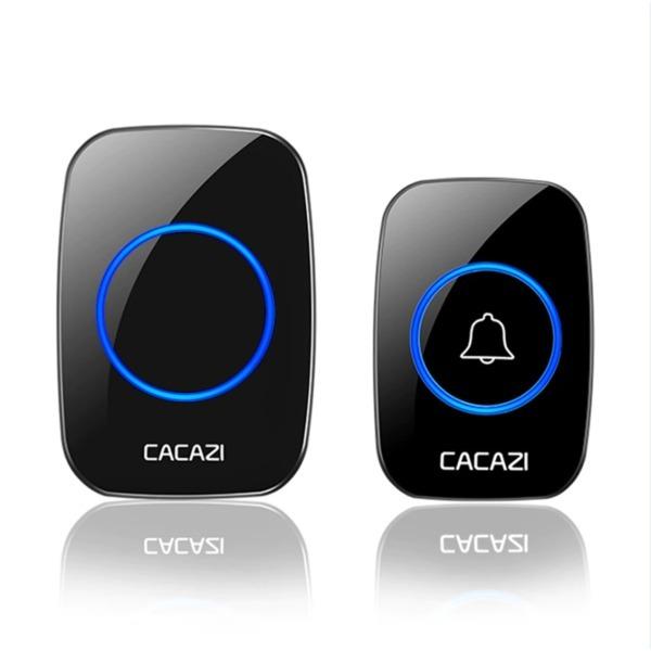 CACAZI  무선 초인종/도어벨 플러그인 무선 방수 300M 상품이미지