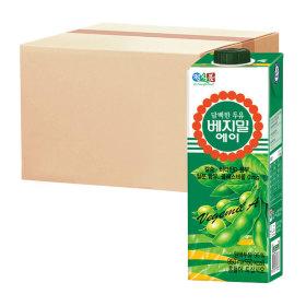 베지밀 담백한 베지밀A 950ml  12팩
