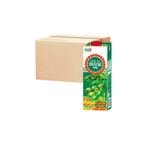 베지밀 달콤한 베지밀B 950ml 12팩 상품이미지