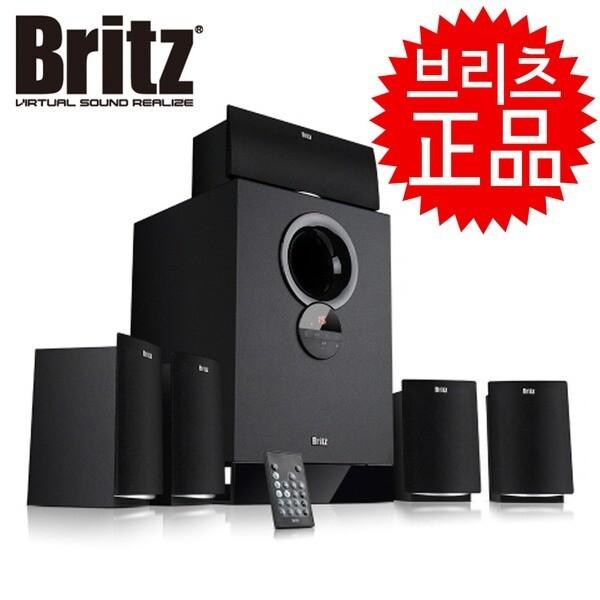 브리츠 BR-5100T3 BT 블루투스 5.1CH 홈시어터 스피커 상품이미지