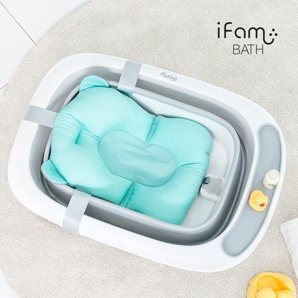 아이팜 신생아 목욕 쿠션 욕조 네트 상품이미지