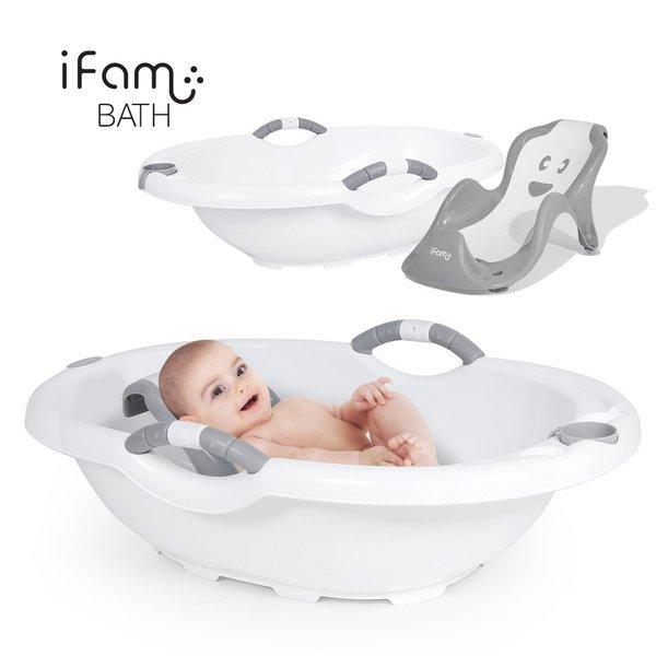 아이팜 클래식 아기욕조 목욕의자 세트 상품이미지
