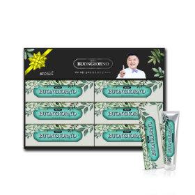 덴티본조르노 선물SET (치약170g 6개) 1SET/치약추천