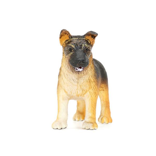 (AK몰)(사파리엘티디)(사파리엘티디) 235629 셰퍼드 강아지피규어 상품이미지