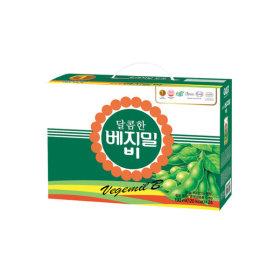정식품 달콤한 베지밀B 190ml  24팩 x 2박스 (총 48팩)