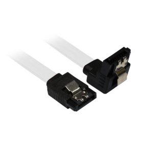 NX-SATA3 ㄱ자 락형 SATA케이블 데이터 0.5M NX46