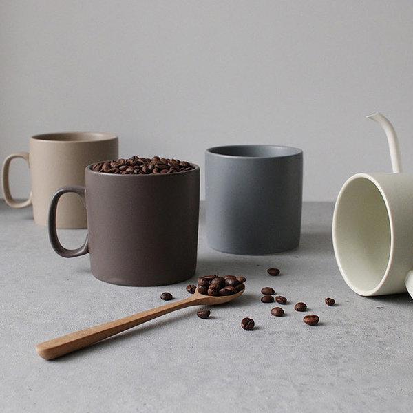 에크렌 빅머그 컵 (4color) 상품이미지