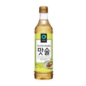 대상_청정원맛술_830ML