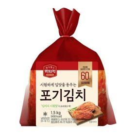 하선정 아삭한 포기김치 1.5kg