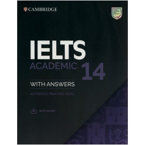 Cambridge IELTS 14 : Academic Student s Book with Answers with Audio 상품이미지