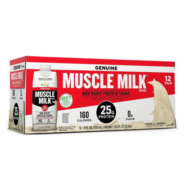 Muscle Milk 바닐라프로틴쉐이크 414ml/12  머슬 밀크 상품이미지