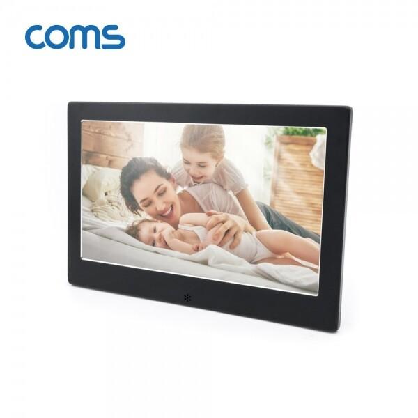 BM810   Coms 10.1형 스마트 디지털 포토액자 상품이미지