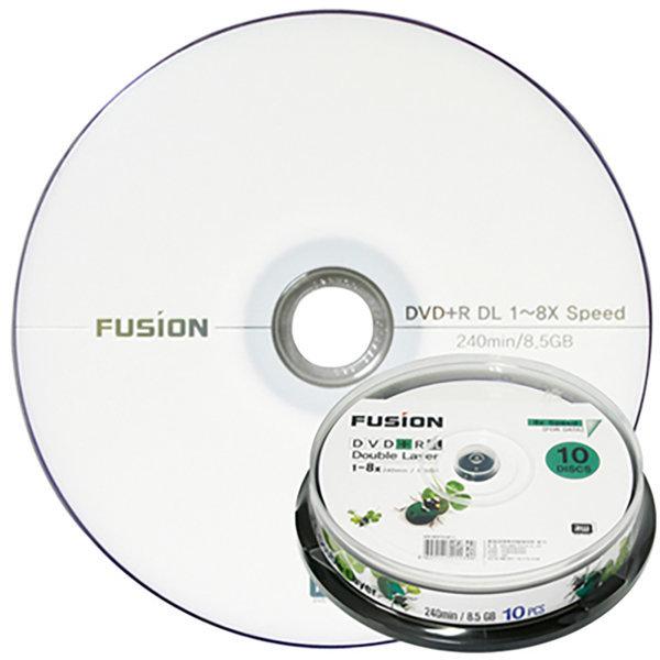 8배속 8.5GB DVD+R DL 10 케이크 공CD/공DVD 상품이미지