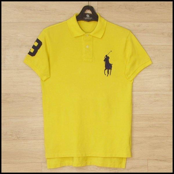 빈티지블루25651) 여/랄프로렌 폴로 반팔 티셔츠/큰90 상품이미지