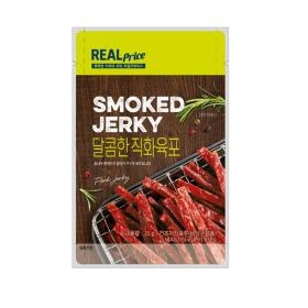 리얼 달콤한 직화육포 35g