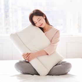 수면공감  우유베개 라텍스 기능성 경추 베개 (4EA)