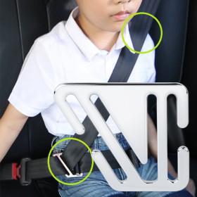 안전벨트 클립 커버 가드 쿠션 띠 어린이 버클 안전띠