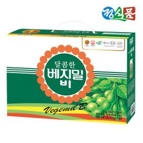 정식품 달콤한 베지밀B 190ml 24팩 선물용