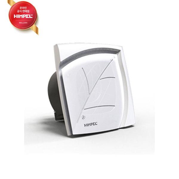 힘펠환풍기 욕실 화장실 중정압 역류방지 C2-100LB(백) 상품이미지