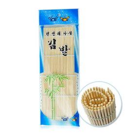 SM 꽃게표 대나무 김발속대  / 김밥말이 김밥틀