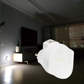 이로홈 LED C형 라인형 수유등 거실등 무드등 터치등