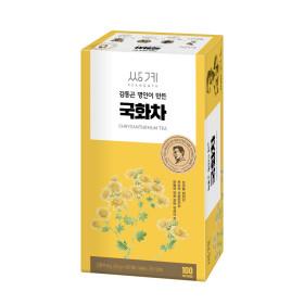 전통차 국화차 일반 100티백 사은품증정 본사공식