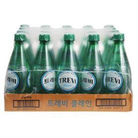 정기배송 롯데 트레비 플레인(PET) 500ML 20개입