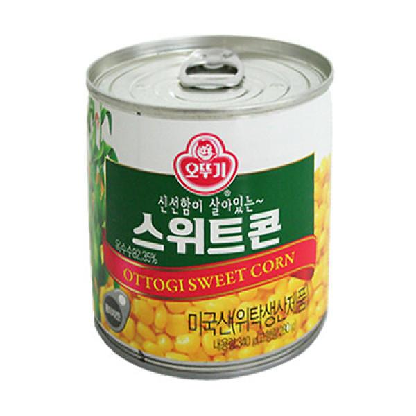 정기배송 오뚜기스위트콘340G 6캔 상품이미지