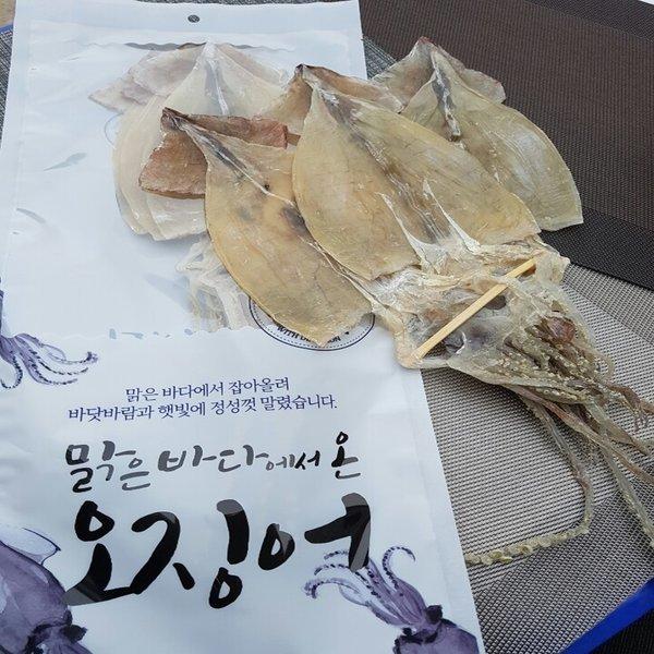 오바다부드러운 국내산  건오징어 특 500g 5미 상품이미지