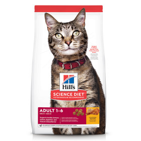 603820 힐스 고양이 어덜트(1~6세) 치킨 2kg