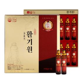 HWALGIWON Set Korean Red Ginseng Vital Tonic 1 Box (16 Bottles)