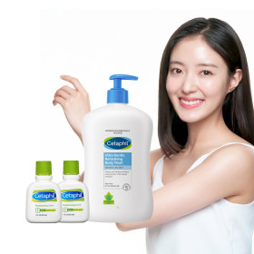 (New Launch)Cetaphil Body Wash REFRESHING(REFRESHING SCENT)1000ml