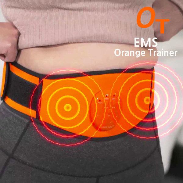 오렌지트레이너 EMS 복부 뱃살허리저주파기구 추가구성 상품이미지