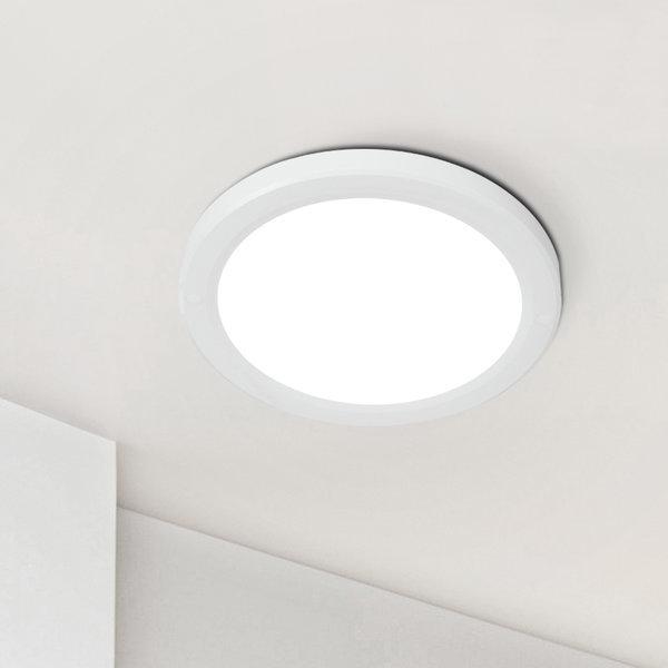 장수램프 LED직부등 엣지 원형 20W 복도등 조명 상품이미지