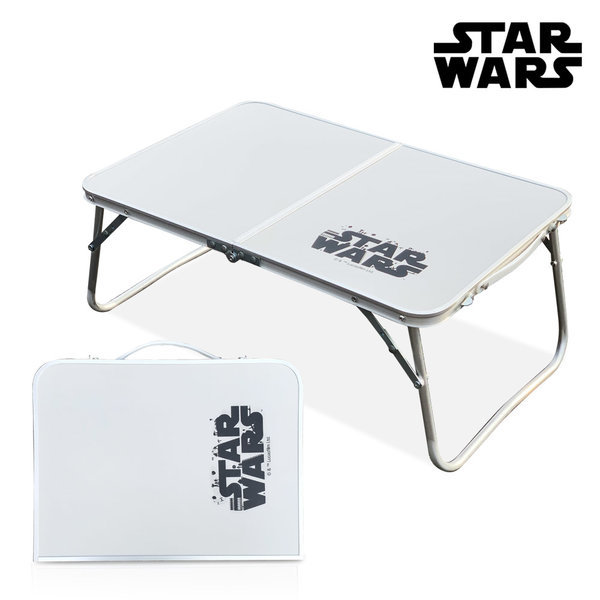 스타워즈 2폴딩 미니테이블  스크래치 접이식 테이블 상품이미지