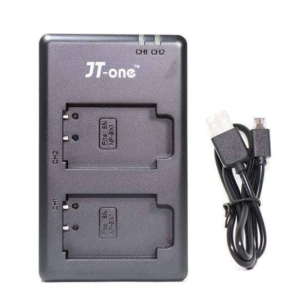 USB 듀얼충전기 NP-BX1용 RX100 MK5 MK4 MK3 MK2 상품이미지