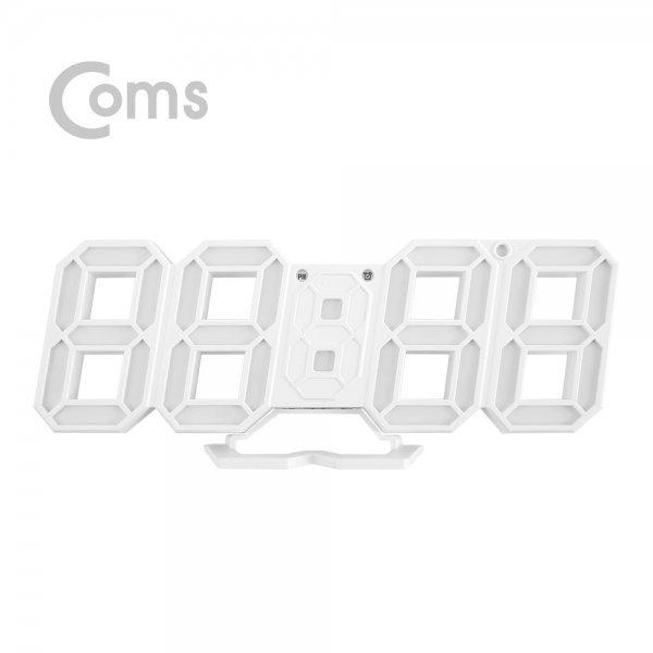 ID544 시계 LED 탁상용  벽걸이 알람 온도 날짜 상품이미지