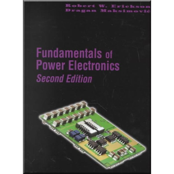 Fundamentals of Power Electronics 상품이미지