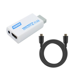 닌텐도 위 컨버터 전용 Wii to HDMI 케이블 1.8M 포함