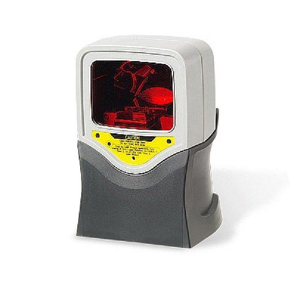 Coms 바코드 스캐너 - USB 방식 거치형 아이보리 색상 상품이미지