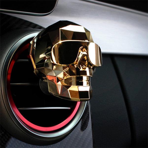 스컬맨 프리미엄 자동차 디퓨저 차량용 방향제 송풍구 상품이미지