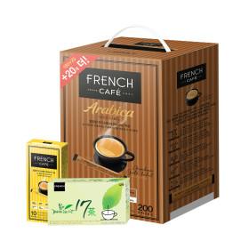 프렌치카페 커피믹스 골드라벨 180T+20T +믹스10T