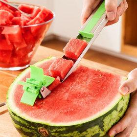 풍차 수박칼 수박 커팅기 칼 주방칼 주방용품 원형