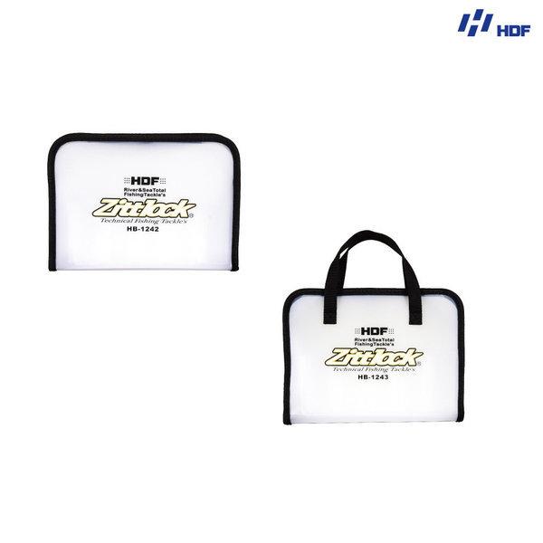 루어낚시 보조가방 지트락 에기 파우치 더블/20홀 상품이미지