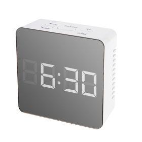 LED S70 시계 알람 탁상 무소음 전자 벽시계 디지털