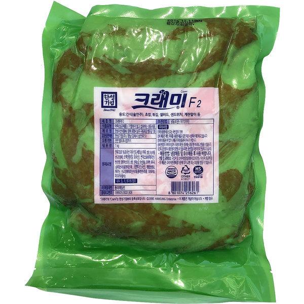 한성 기업 크래미F2 1kg 크래미초밥 간식 업소용대용량 상품이미지