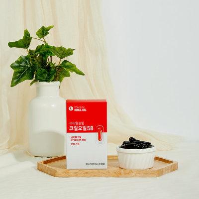 Krill Oil/58/1BOX/Phosphatide/58%